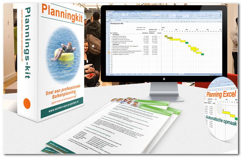 jaar personeelsplanning excel template