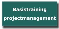 basistraining projectmanagement