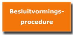 besluitvormingsprocedure project