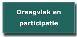 draagvlak en participatie