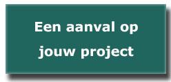 besluitvorming een aanval op je project