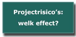 projectrisico's wat is het effect?
