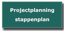 projectplanning stappenplan