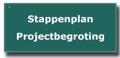 stappenplan projectbegroting