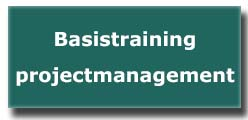 basistraining projectmanagement