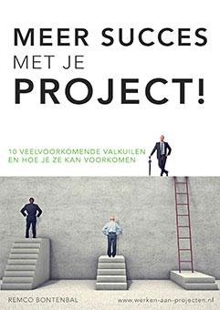 ebook meer succes met je project