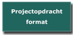 projectopdracht format