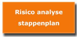 risico analyse stappenplan