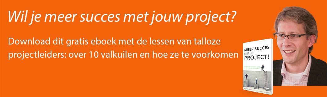 Meer succes met je project pdf downloaden